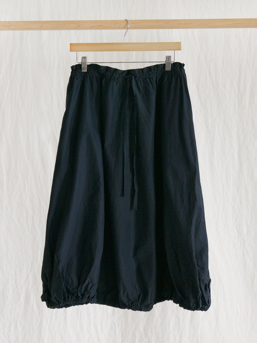 Namu Shop - ts(s) Cotton Silk String Balloon Skirt