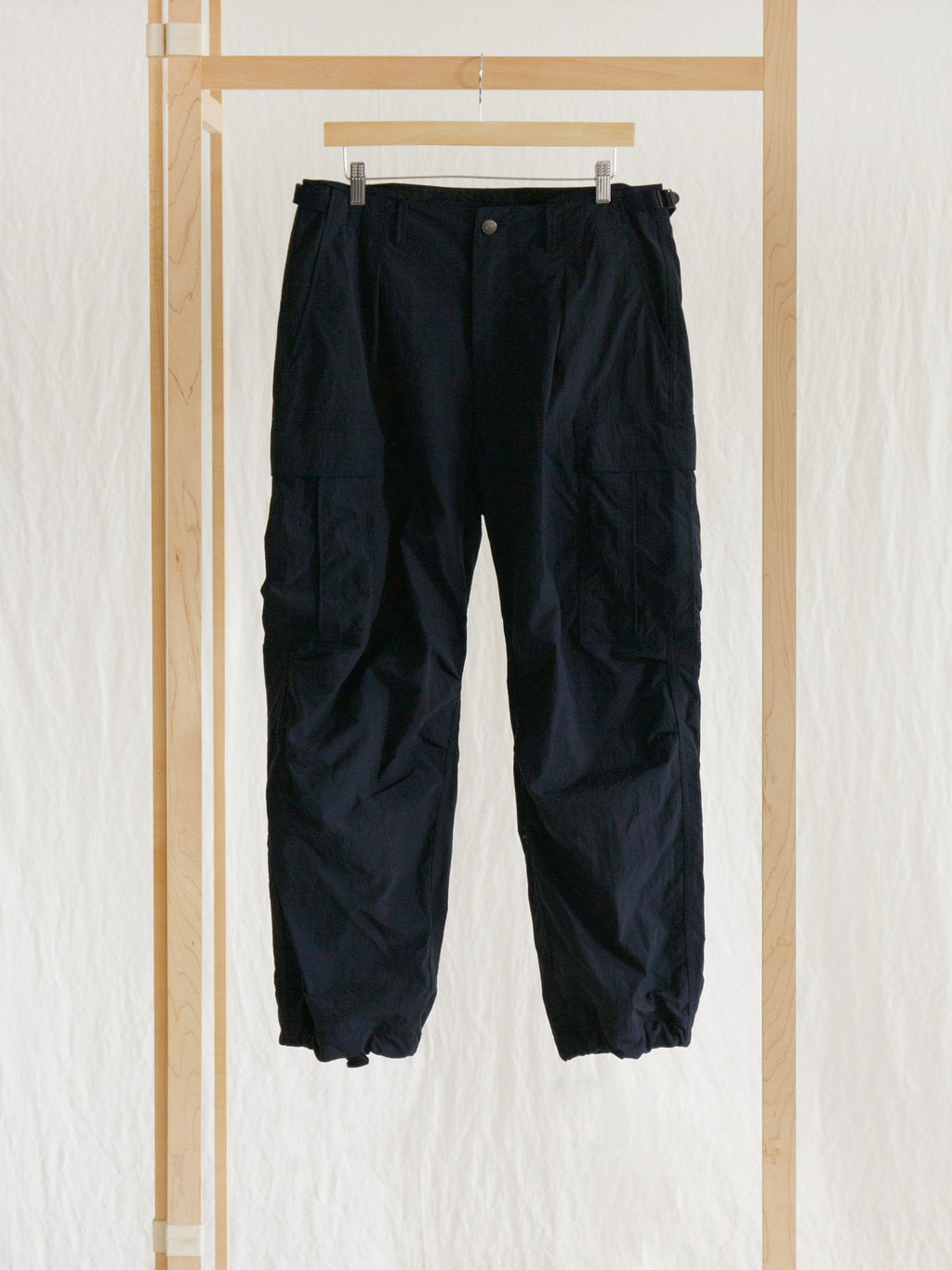 Namu Shop - Eastlogue Battle Field Pants - Navy Ripstop
