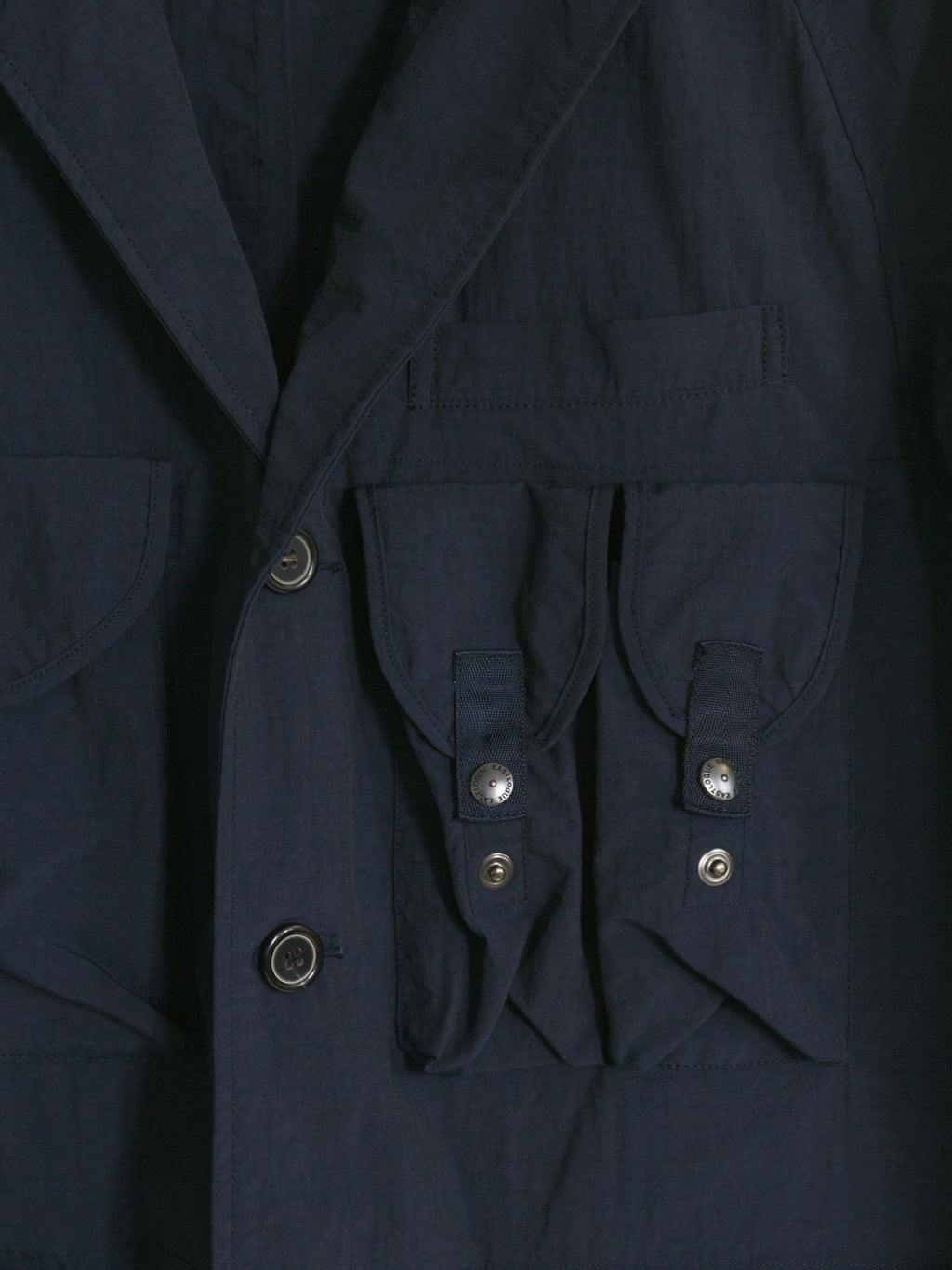 Namu Shop - Eastlogue Trekking Jacket - Navy Ripstop