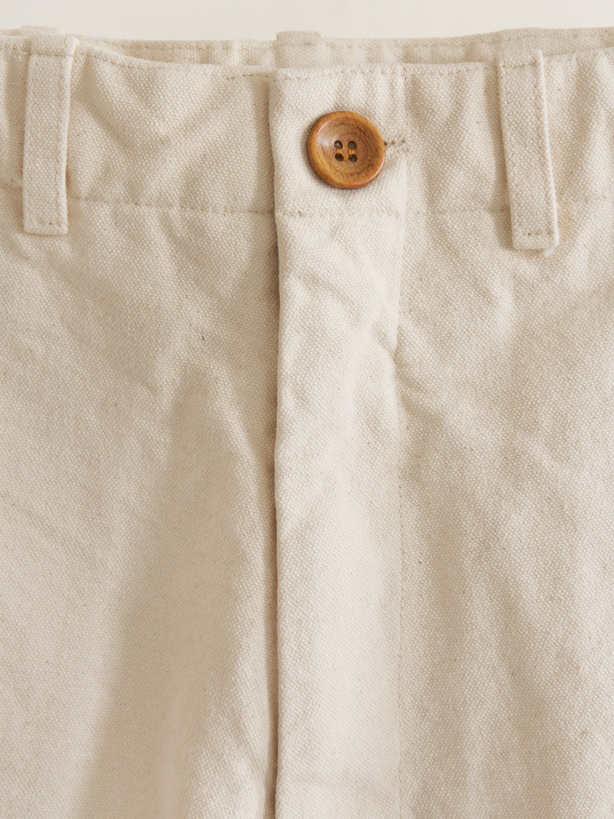 Namu Shop - Caron Callahan Greene Pant - Cream Canvas