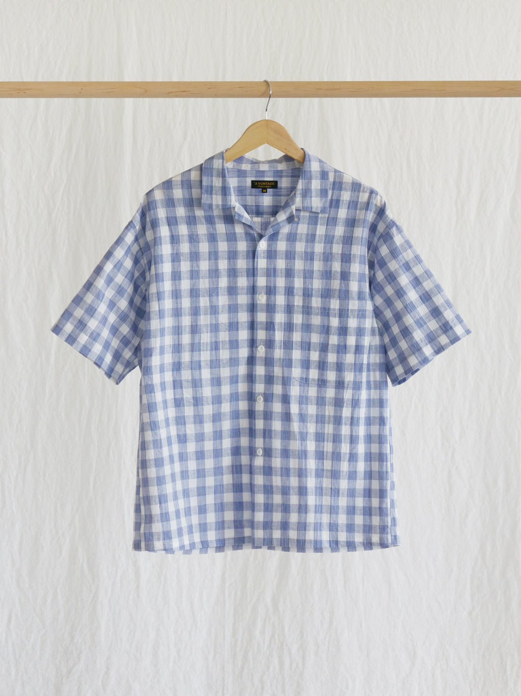 Namu Shop - A Vontade Lax Open S/S Shirt