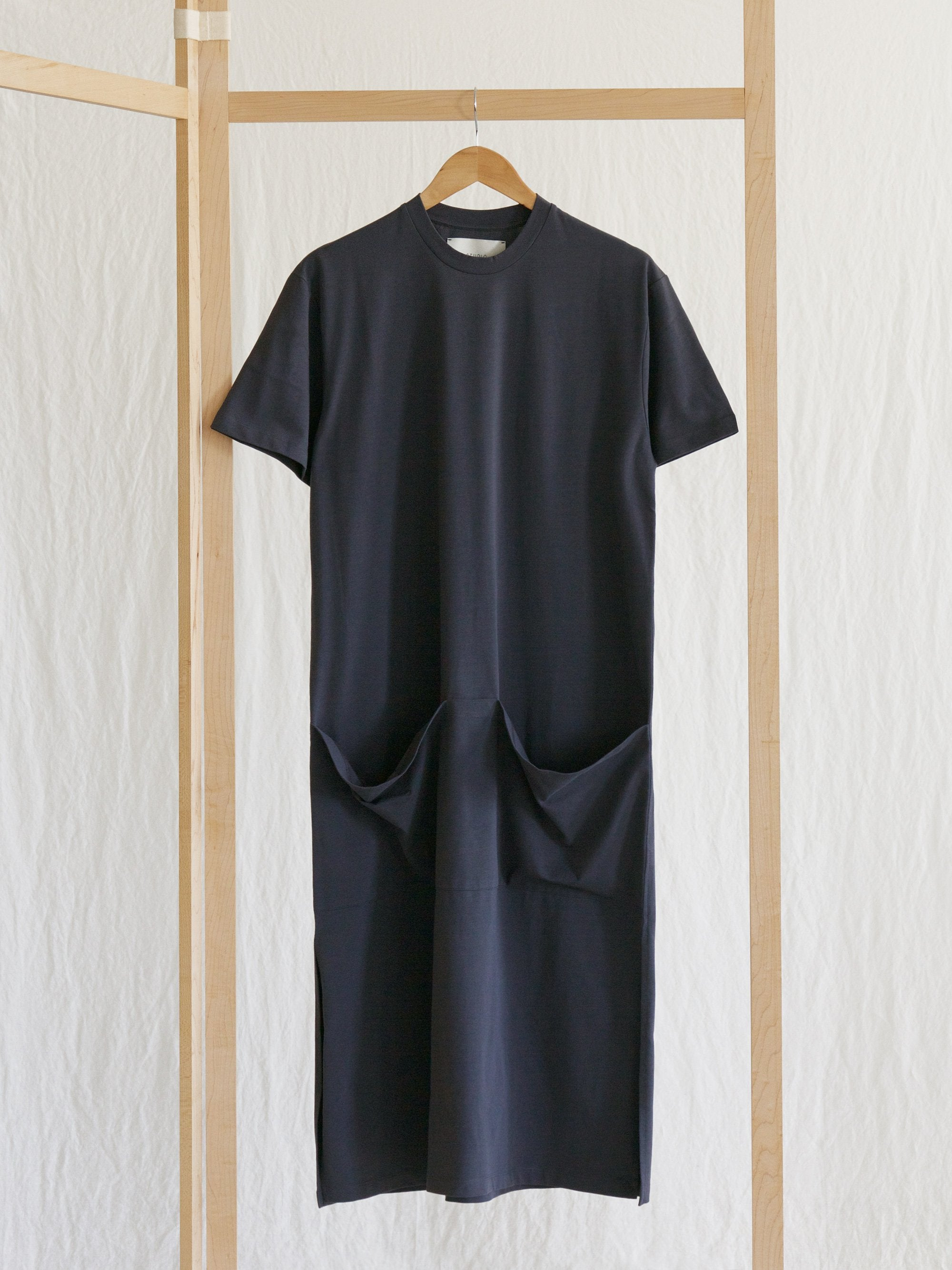 Namu Shop - Studio Nicholson Boyd Mercerized Cotton Jersey Dress