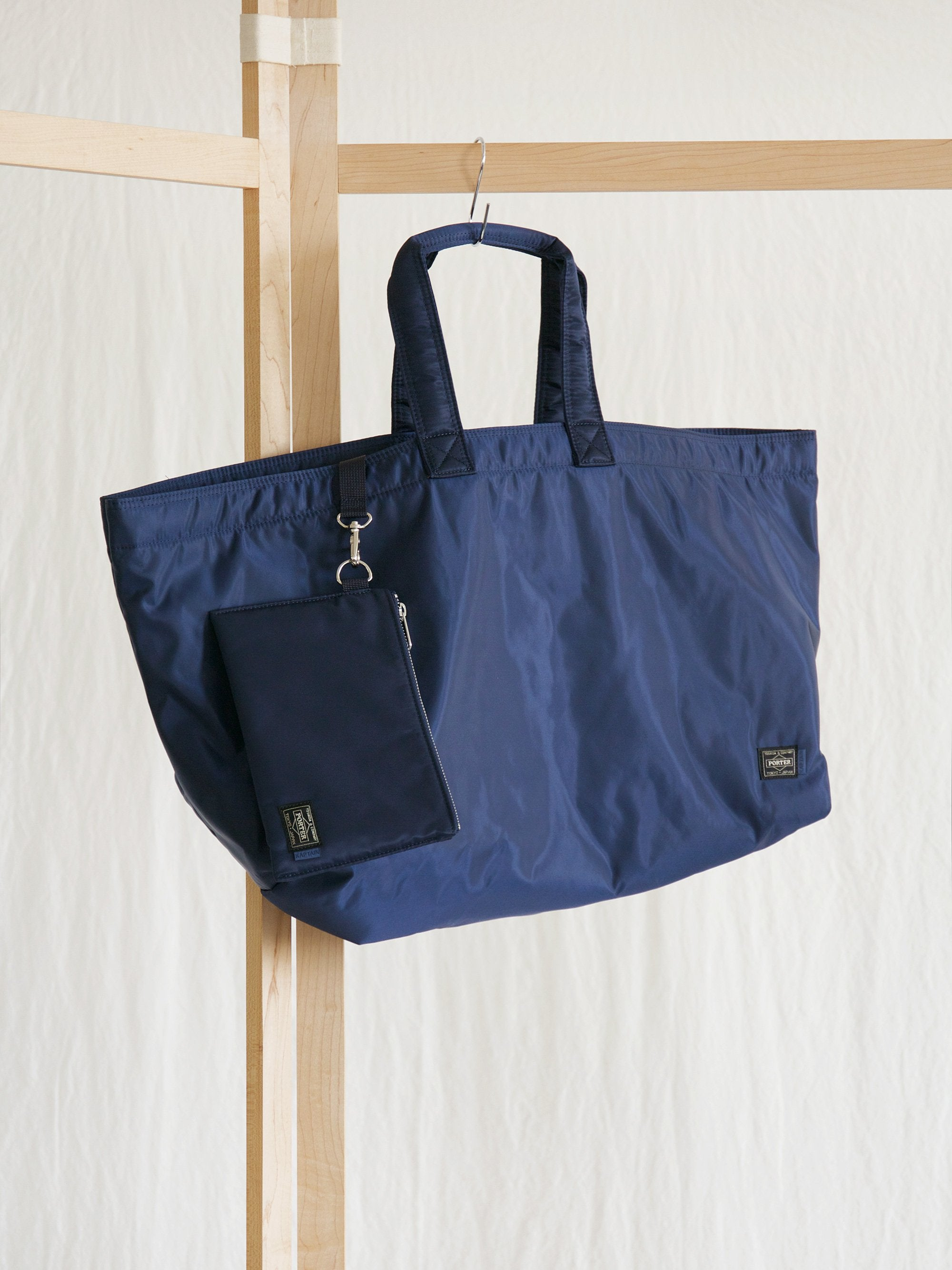 Namu Shop - Kaptain Sunshine Marche Tote - Navy