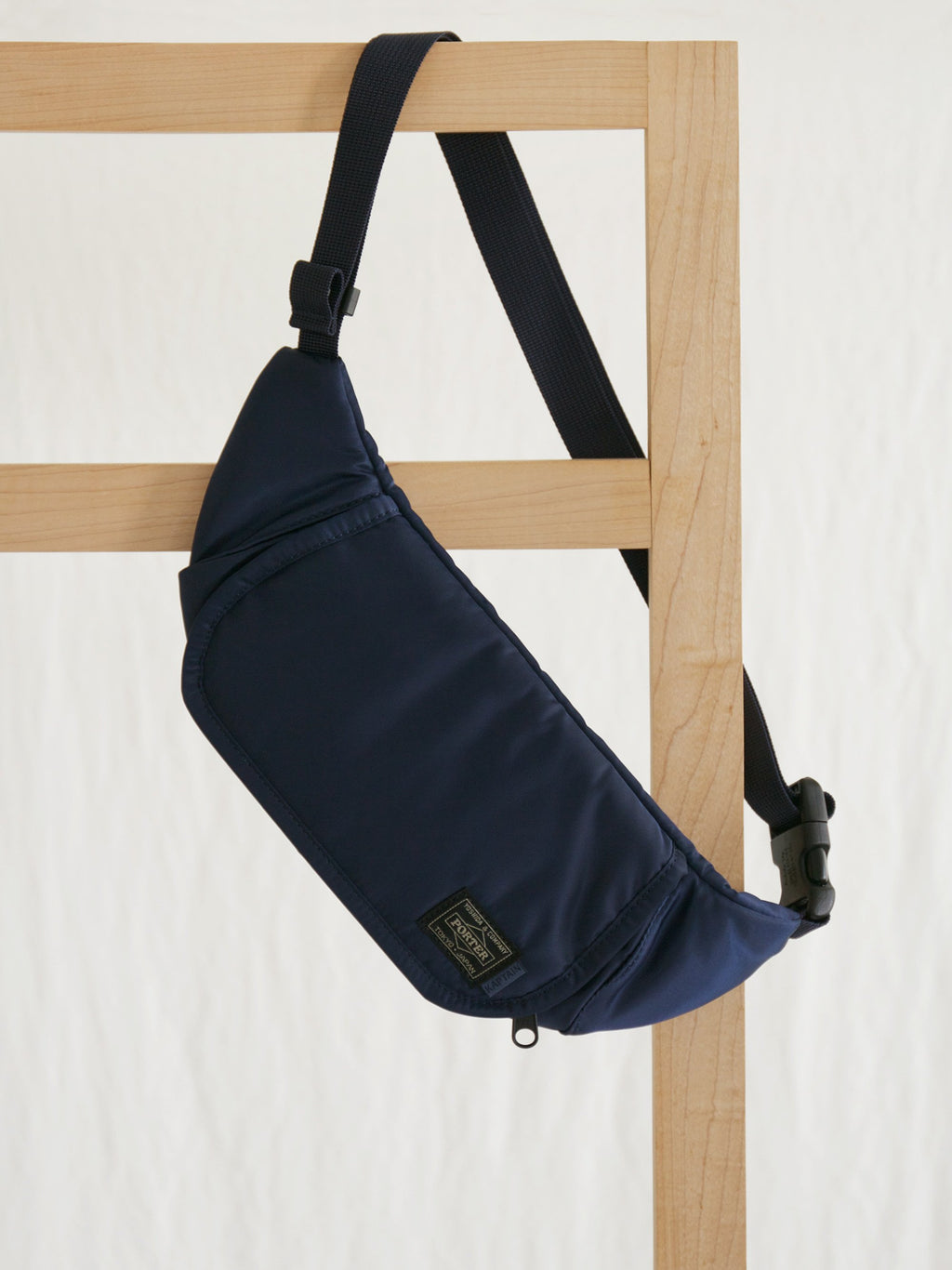 Namu Shop - Kaptain Sunshine Travellers Fanny Bag - Navy