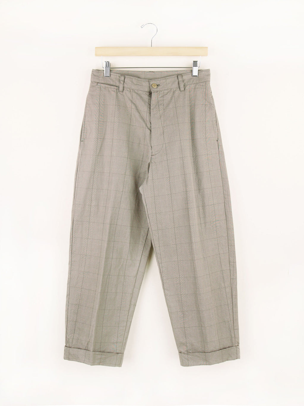 Namu Shop - Niche Glencheck Hilts Pants
