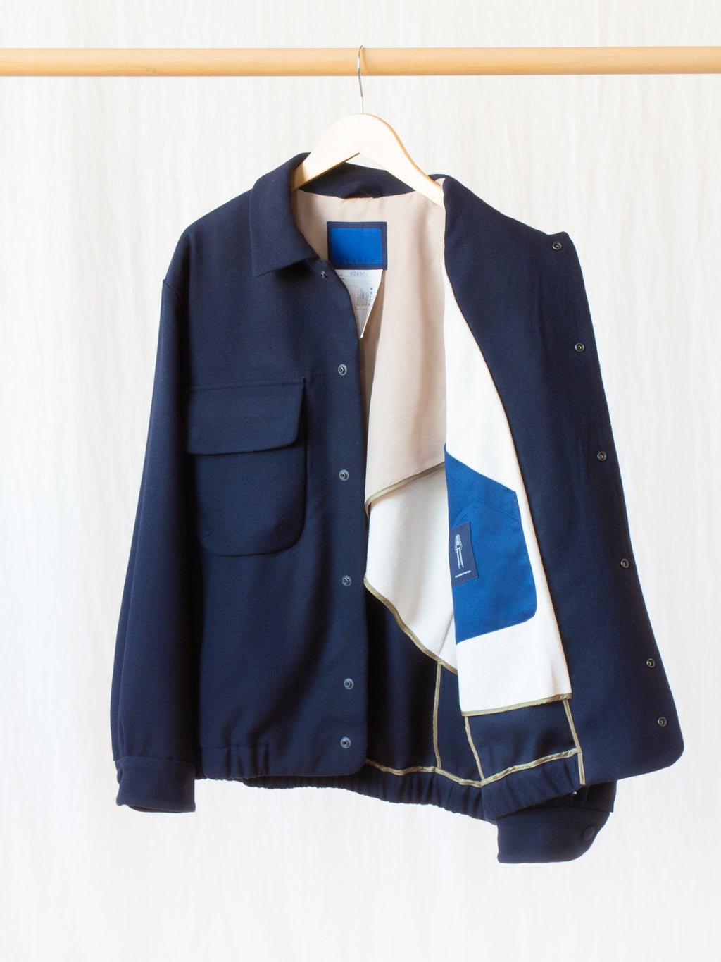 Namu Shop - Document Wool CPO Jacket