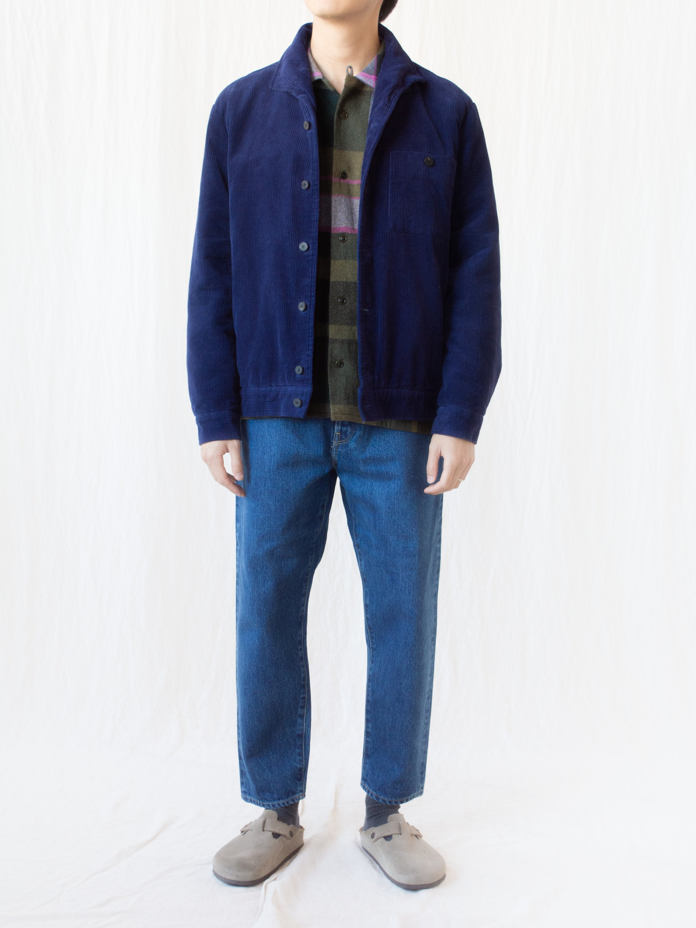 Padded Corduroy Jacket (Special Restock)