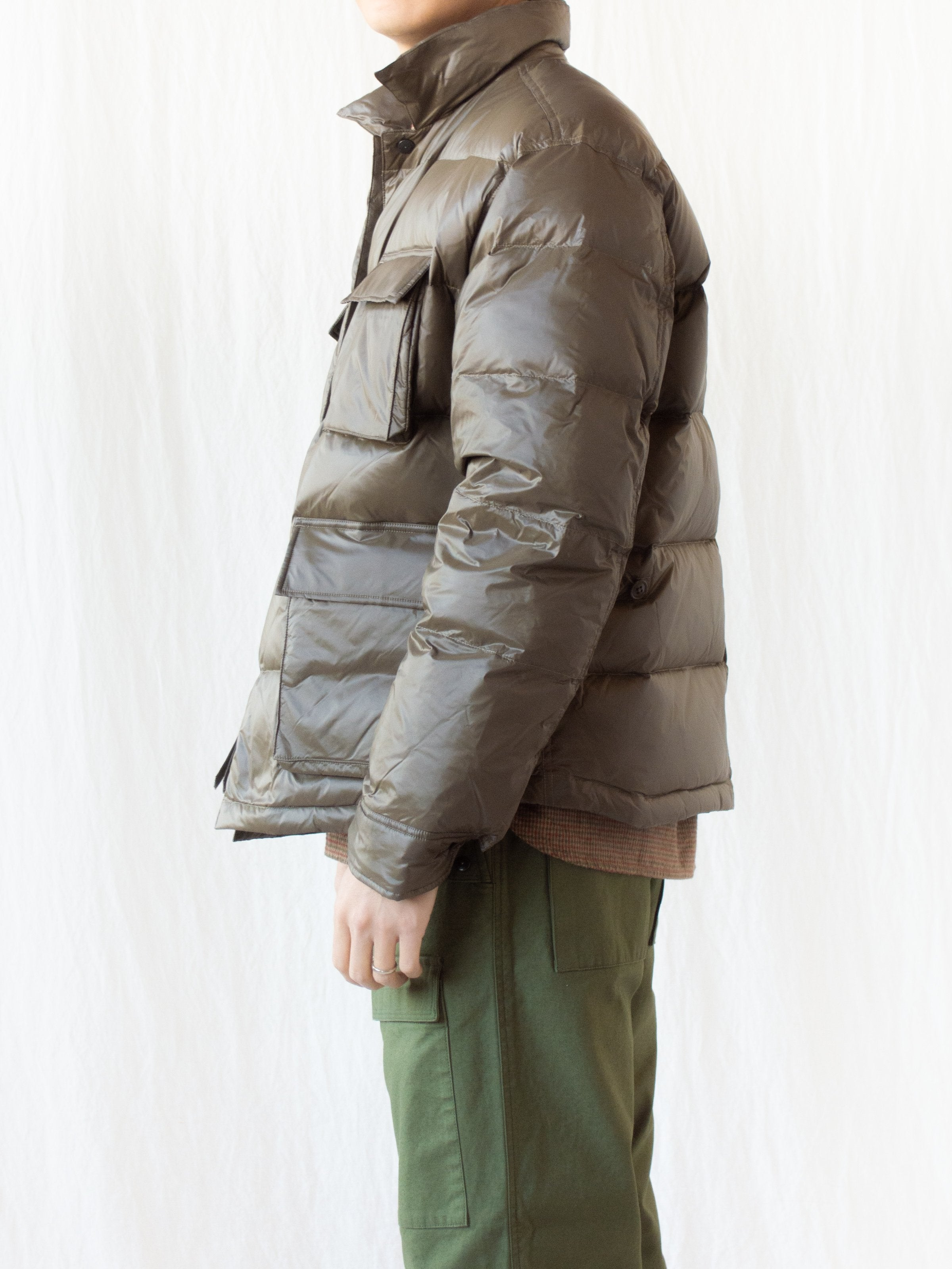 Namu Shop - Eastlogue BDU Down Jacket