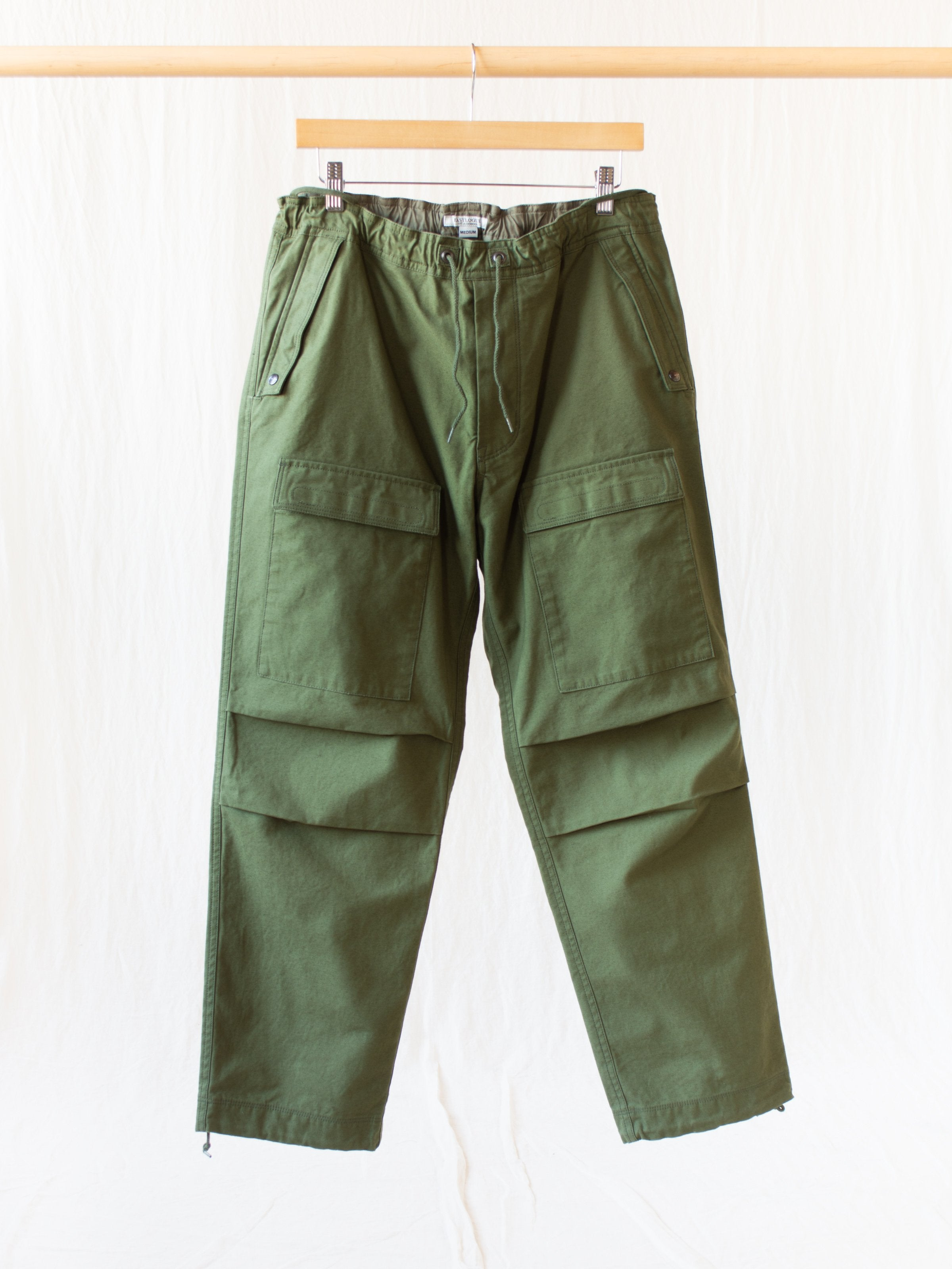 Namu Shop - Eastlogue CBR Pants - Olive