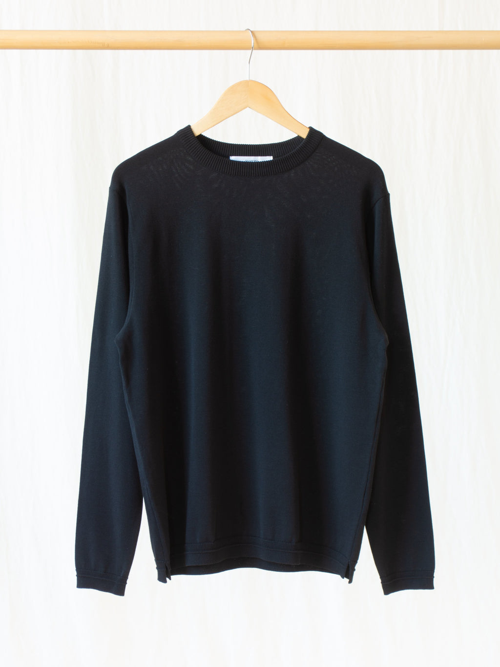 Namu Shop - Fujito L/S Knit - Black