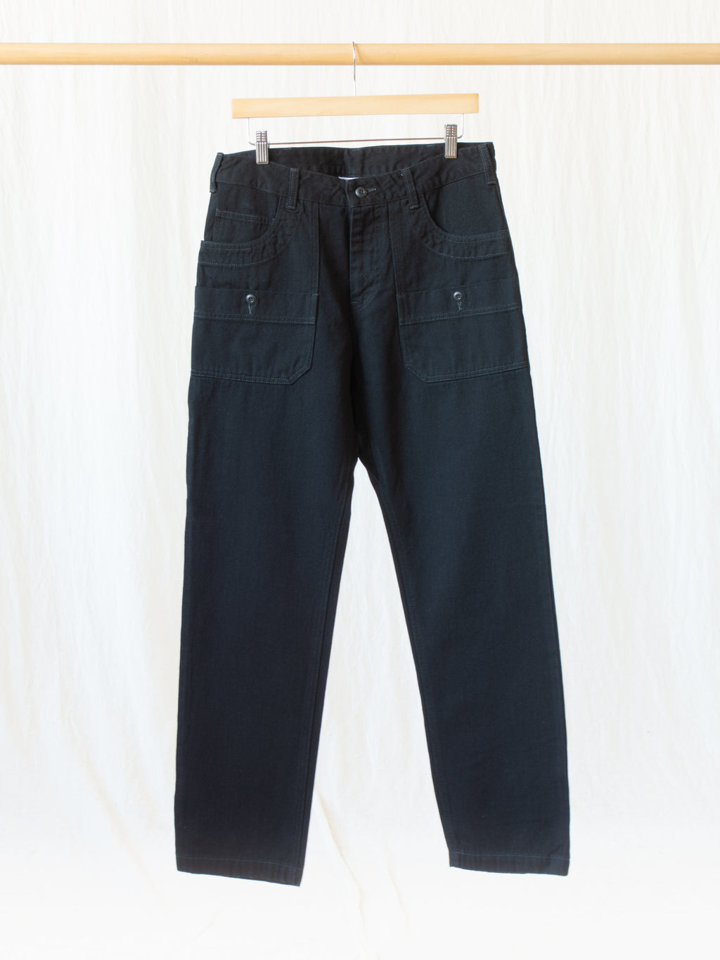 Namu Shop - Fujito Explorer Pants - Black