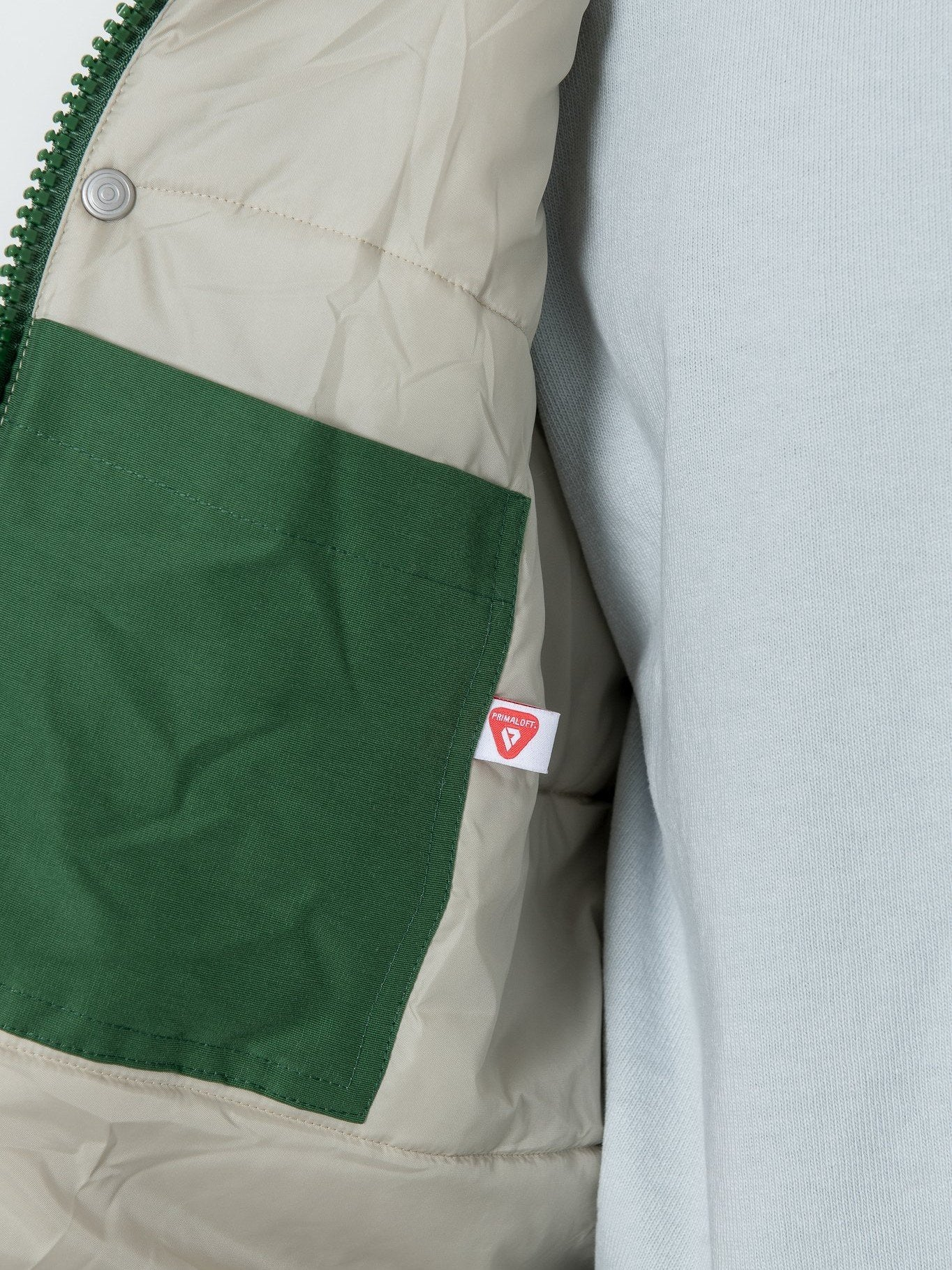 Namu Shop - paa Puft Jacket - Emerald