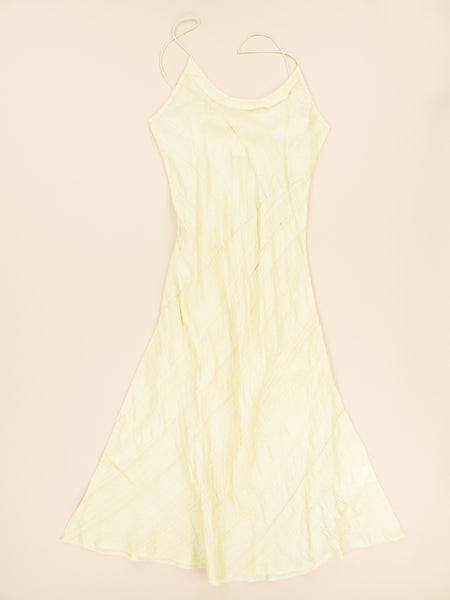 Namu Shop - Anaak Scarlette Slip Dress - Citrus