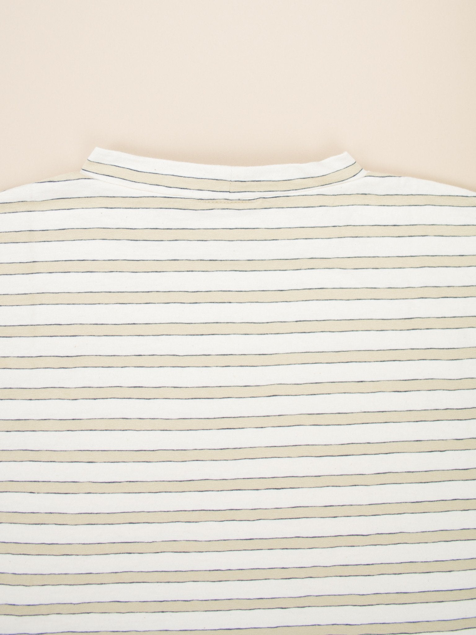 Namu Shop - Ichi Antiquites Cotton Stripe Tee