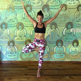 Lili Yoga Leggings by Mad Honey Studio