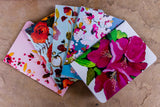 Flower Power Pocket Notebooks by Mad Honey Studio