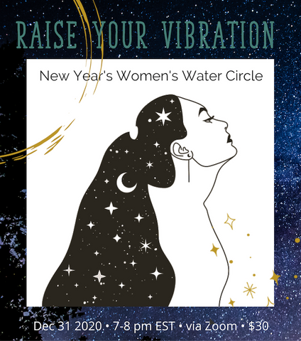 New Year's Eve—Women's Water Circle
