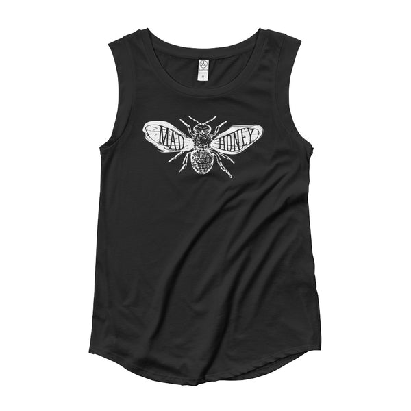 Mad Honey Cap Sleeve T-Shirt