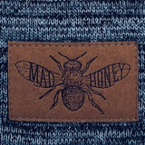 Stamped Leather, Mad Honey Beanies