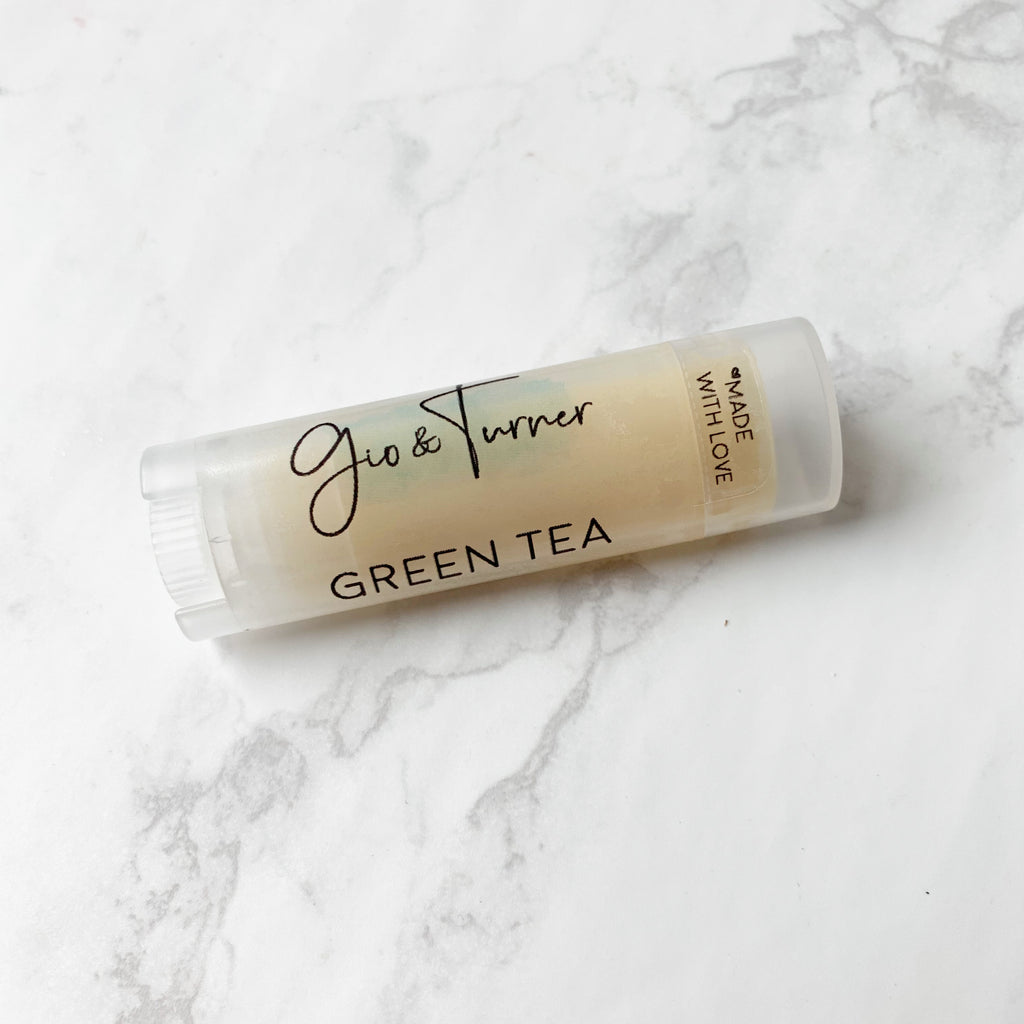Green Tea Lip Balm