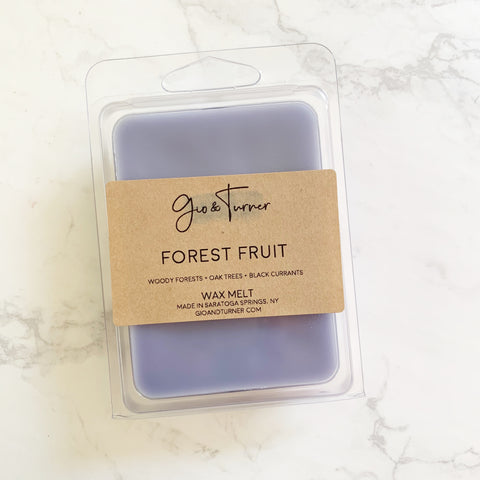 Forest Fruit Wax Melt Clamshell