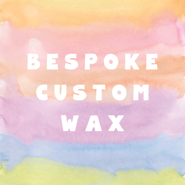 MADE TO ORDER | Bespoke Wax Souffle Cup