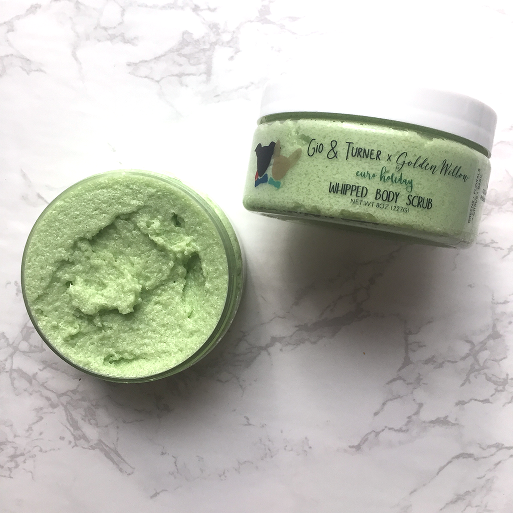 G&T x GWW | European Holiday Whipped Scrub