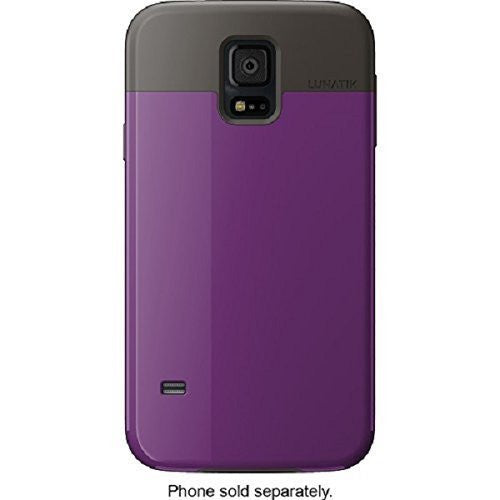 Lunatik Flak Case for Galaxy S5 -  PurpleLunatik