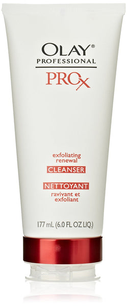 ProX by Olay Exfoliating Renewal Facial Cleanser, 6.0 fl oz  by Olay