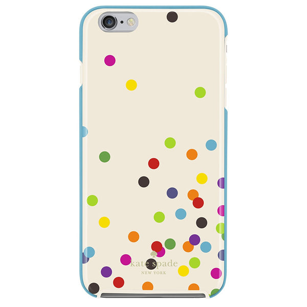 kate spade new york Cover fits both iPhone 6 Plus, iPhone 6s Plus - Confetti Dot Multi