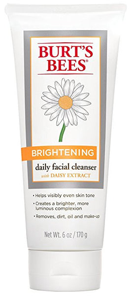 Burt's Bees Brightening Daily Facial Cleanser, 6 Ounces  by Burt's Bees