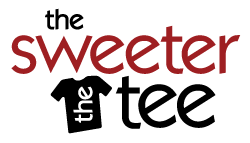 The Sweeter the Tee