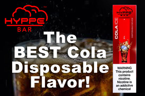 the best disposable flavors are at high voltage vapes in aurora, co!