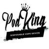 Pod King Disposables at High-Voltage Vapes in Aurora, CO.