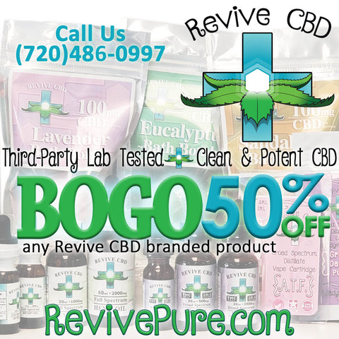 RevivePure.com is the best place for all your needs!