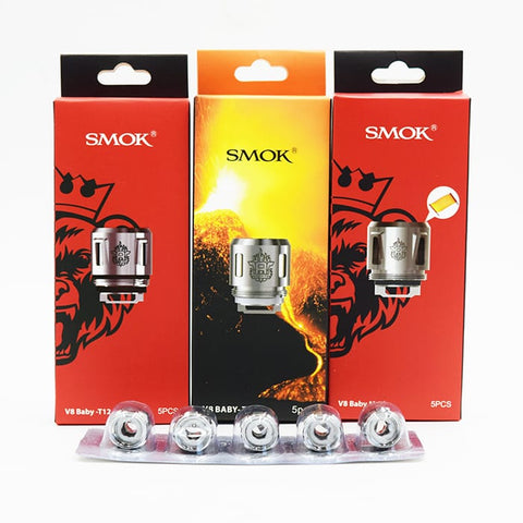 Smok Baby Beast Coils at High-Voltage Vapes in Aurora, CO!