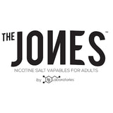 The Jones Juul Compatible Pods Salt Nic