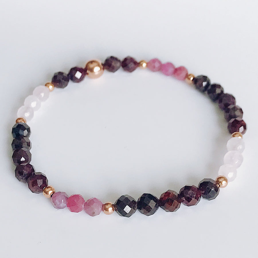 Deep Love Illumination Bracelet - Salt + Sage