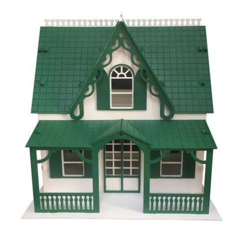 Anne Shirley Dollhouse Painted/Assembled - BirdsWoodShack