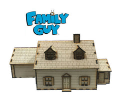 Family Guy House Model Kit