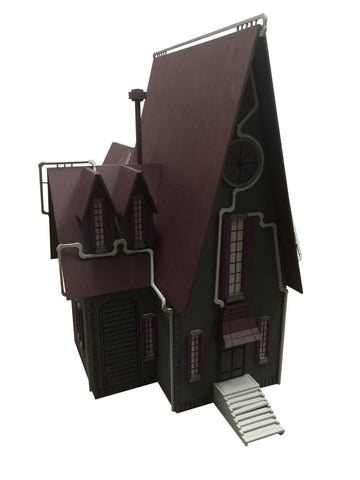Gru's House Model Kit - BirdsWoodShack