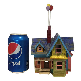 Mini Disney UP House Model Kit - BirdsWoodShack