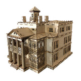 Haunted House Model Kit - BirdsWoodShack