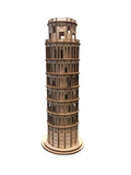 Leaning Tower of Pisa Model Kit - BirdsWoodShack
