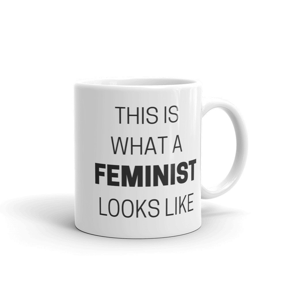 This is What a Feminist Looks Like Mug