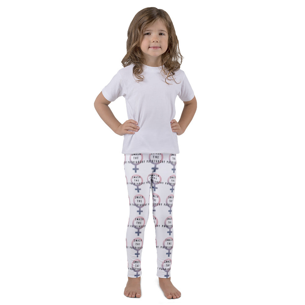 Smash the Patriarchy Kid's Leggings