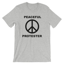 Peaceful Protester Unisex T-Shirt