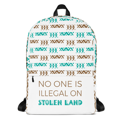 Stolen Land Backpack