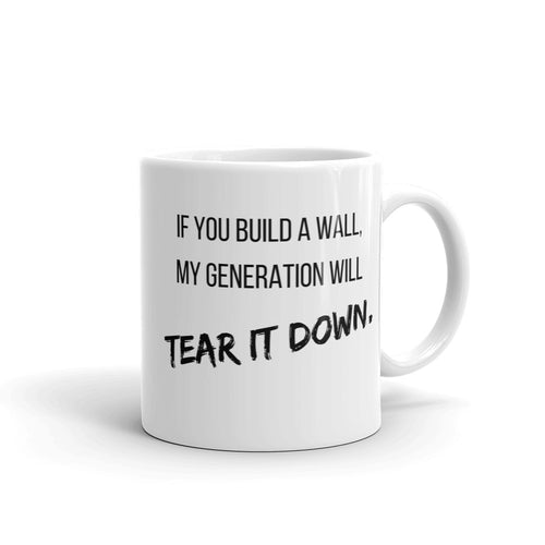 Tear it Down Mug