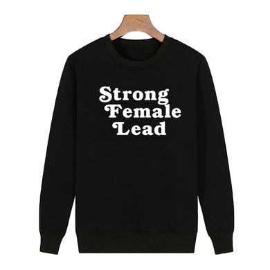 Strong Female Lead Sweater